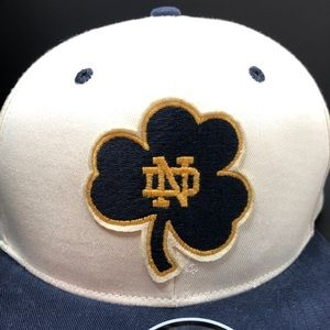 Zephyr Accessories - Zephyr Norte Damn Fighting Irish SnapBack Hat NWT